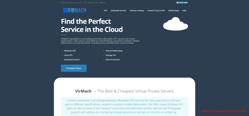 virmach:5折促销VPS(11个机房),e3独服-$25/月(洛杉矶等5机房)-艾博网
