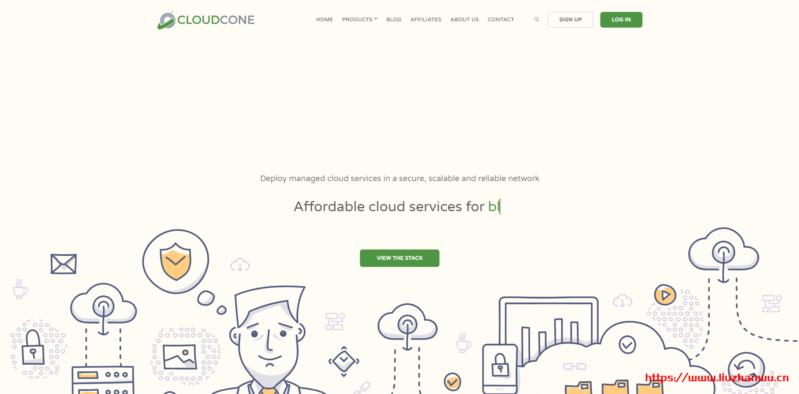 #黑5# cloudcone:$11/年,384M内存/1核/10gSSD/3T流量,洛杉矶机房,PayPal/支付宝付款